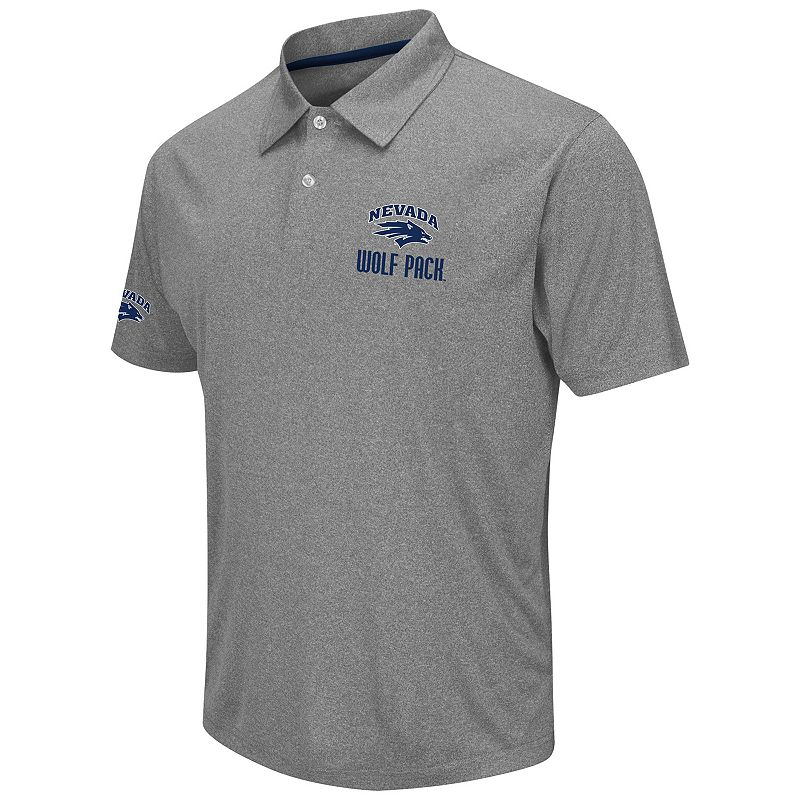 Men's Campus Heritage Nevada Wolf Pack Championship Polo