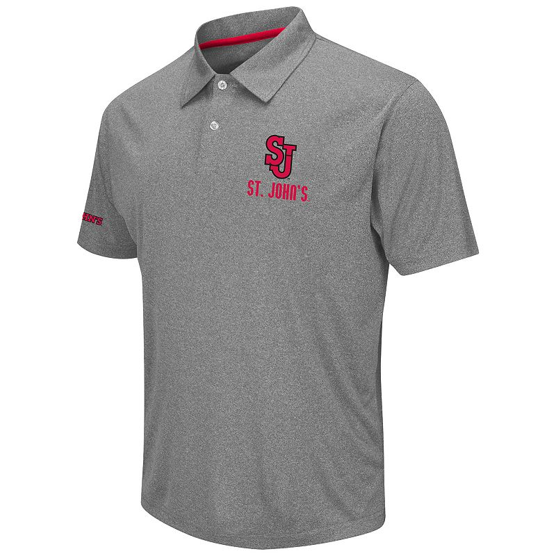 Men's Campus Heritage St. John's Red Storm Championship Polo