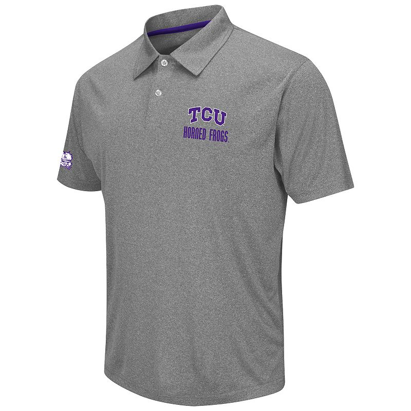 Men's Campus Heritage TCU Horned Frogs Championship Polo