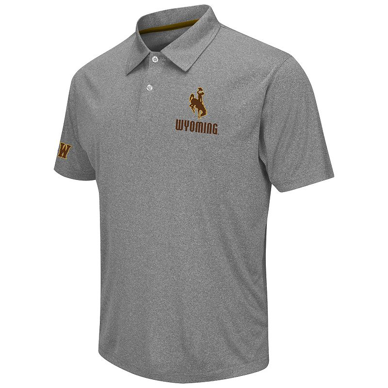 Men's Campus Heritage Wyoming Cowboys Championship Polo