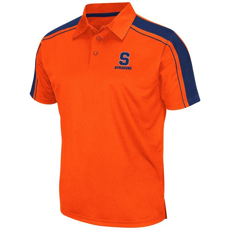 Men's Campus Heritage Syracuse Orange Condor II Polo