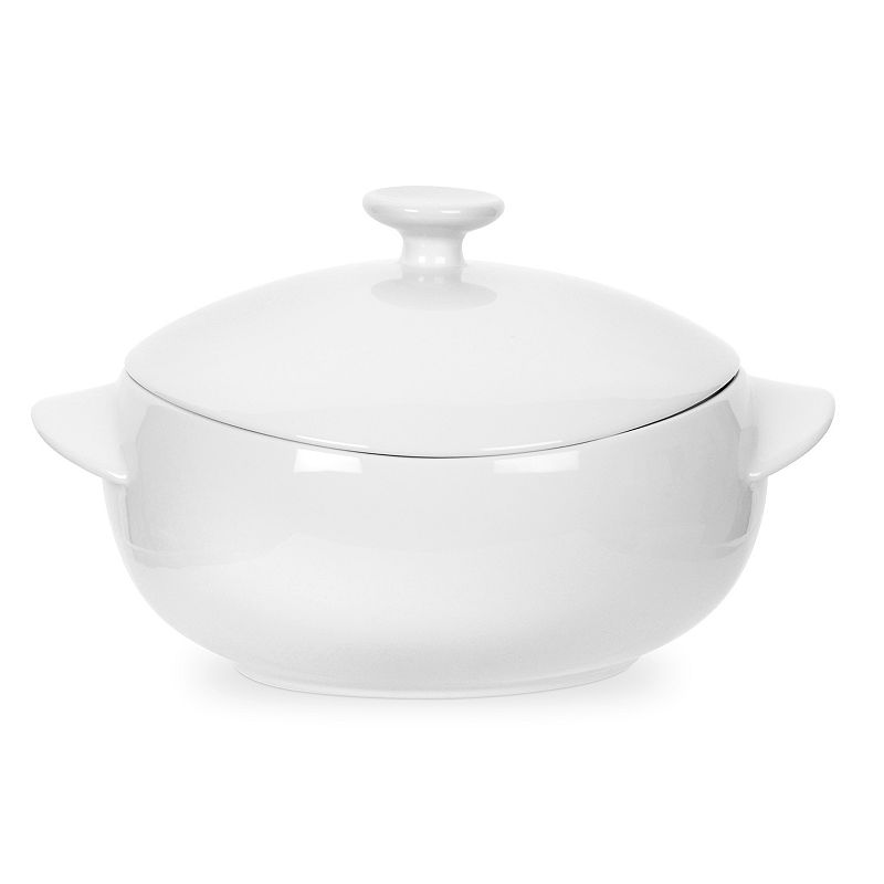 Portmeirion Ambiance Pearl Covered Casserole Pot