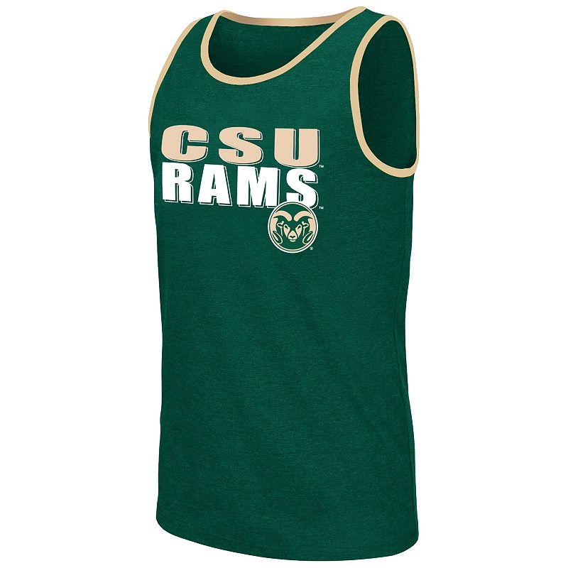 Men's Campus Heritage Colorado State Rams Freestyle Tank