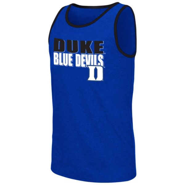 Men's Campus Heritage Duke Blue Devils Freestyle Tank