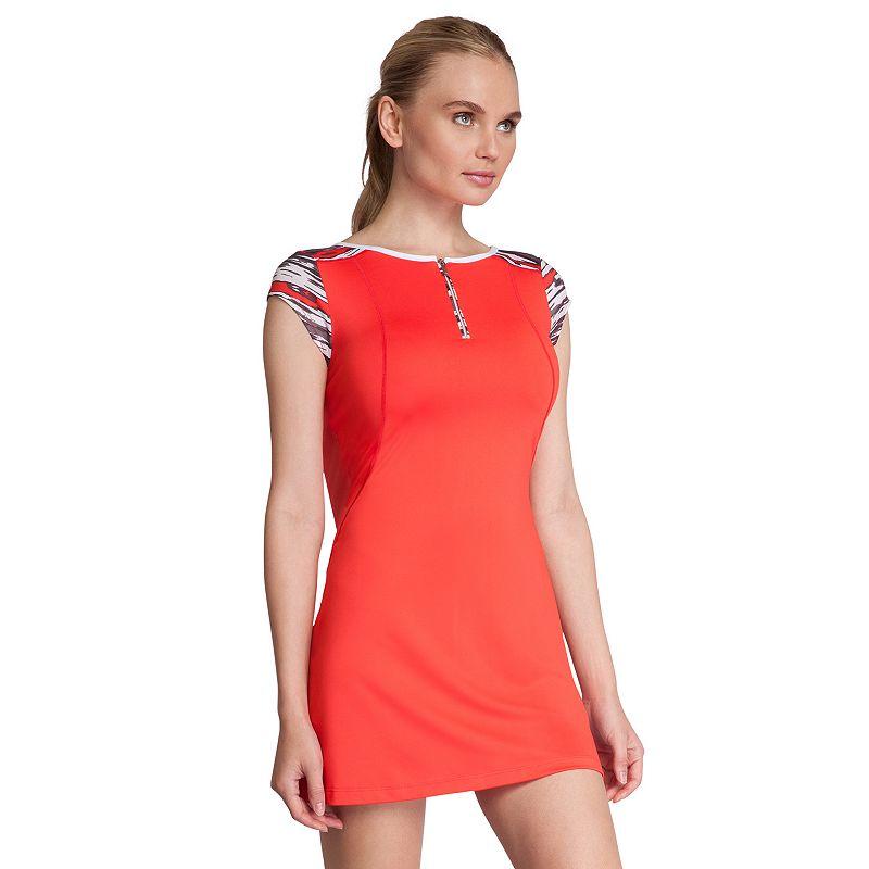 Women's Tail Painted Desert Allegra Tennis Dress