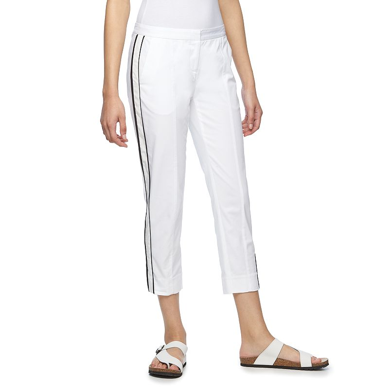 Women's REED Twill Cropped Pants