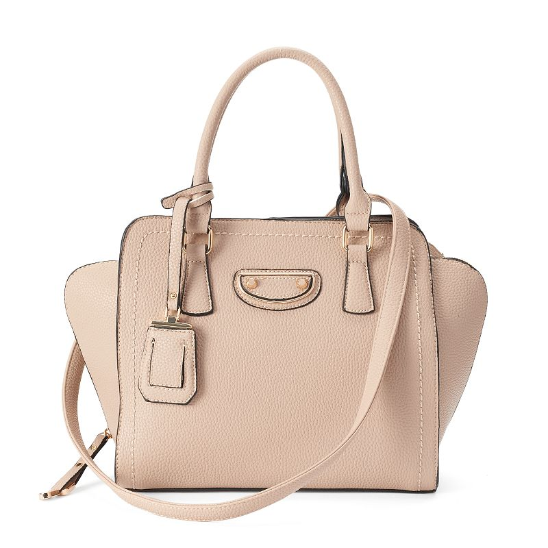 La Diva Wing Convertible Satchel
