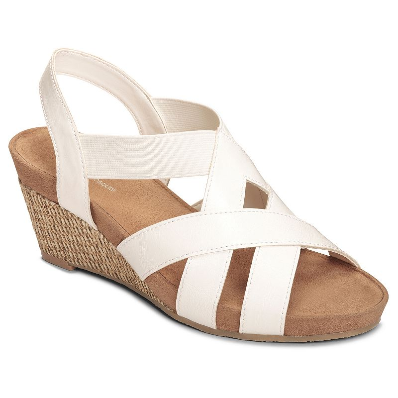 A2 by Aerosoles Fire Light Women's Wedge Sandals