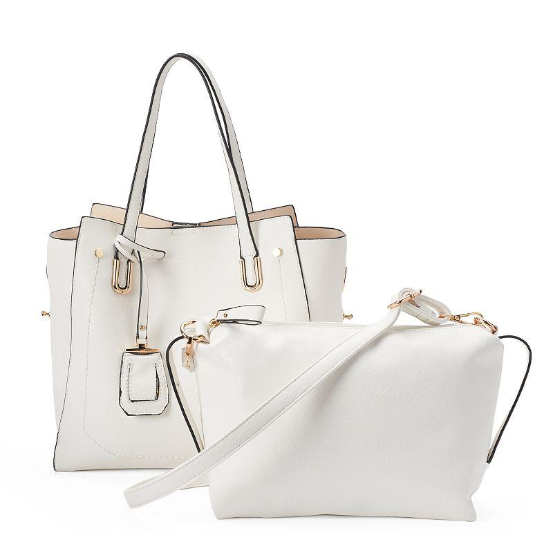 La Diva Wing 2-in-1 Luggage Tag Tote & Bonus Bag