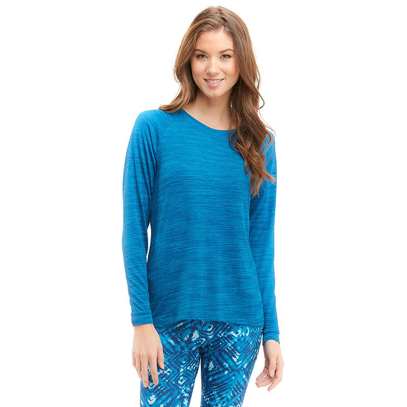 Women's Balance Collection Lacey High-Low Yoga Hoodie