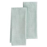 Food Network™ Basketweave Kitchen Towel 2-pk.