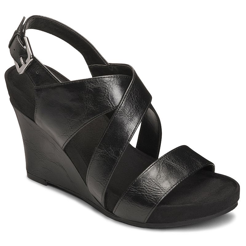 A2 by Aerosoles True Plush Women's Wedge Sandals