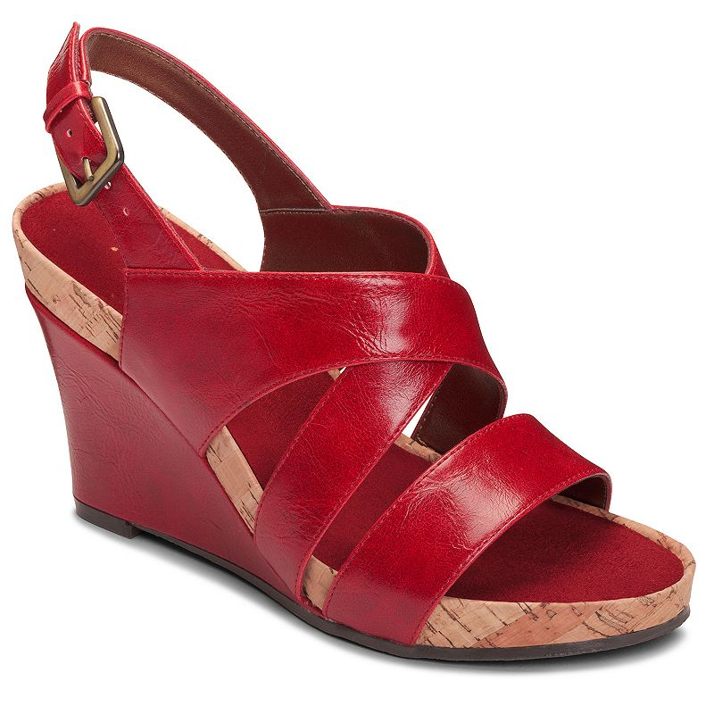 A2 by Aerosoles True Plush Women's Wedge Sandals