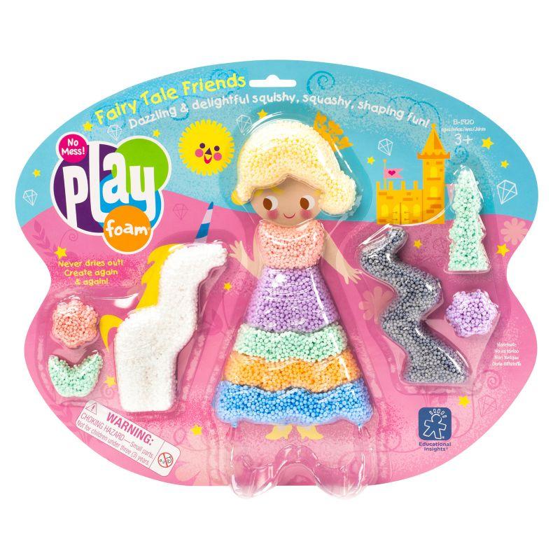 Educational Insights Fairytale Friends Playfoam, Multicolor thumbnail