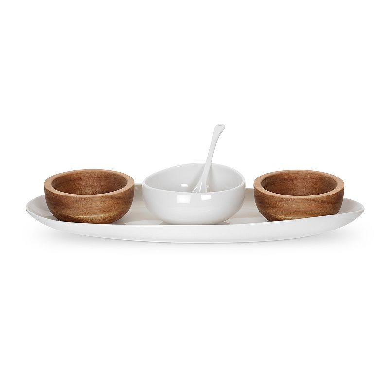 Portmeirion Ambiance 5-pc. Serving Set