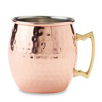 Food Network™ 18-oz. Hammered Copper Moscow Mule Mug