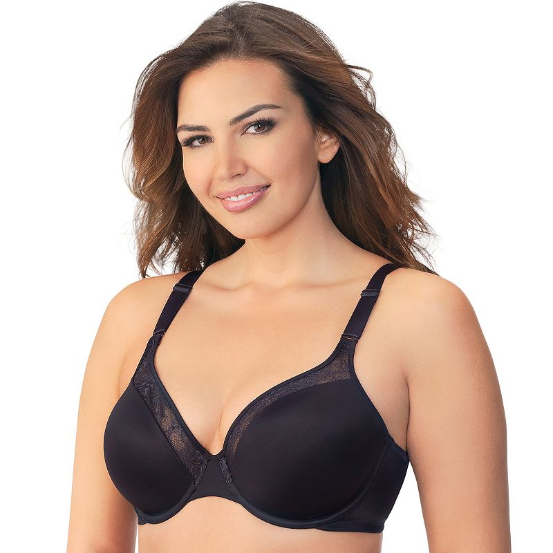 Vanity Fair Bra: Flattering Lift Full-Figure Bra 76212
