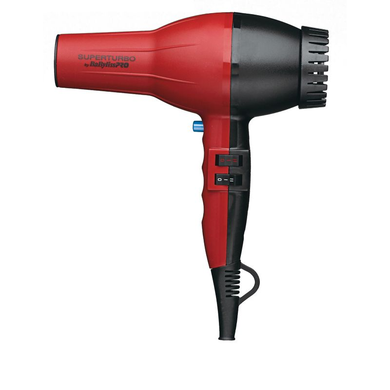 BaByliss Pro 307 Turbo Hair Dryer, Multicolor