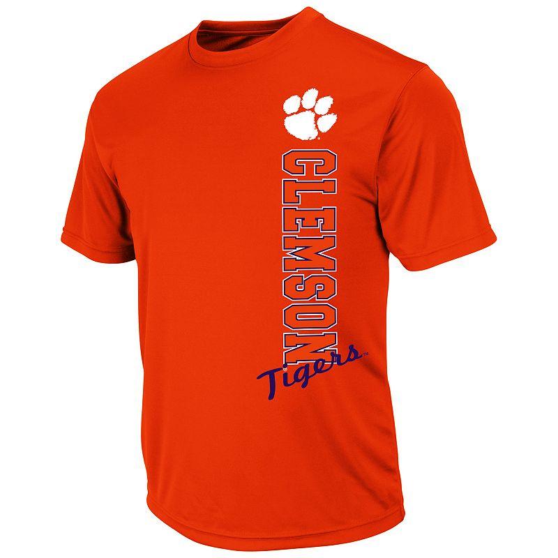 Men's Campus Heritage Clemson Tigers Rushing II Tee