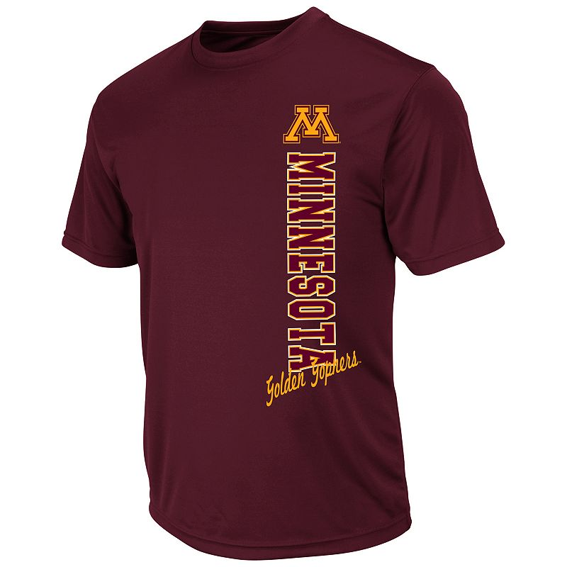 Men's Campus Heritage Minnesota Golden Gophers Rushing II Tee