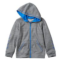 Boys 4-7x Jumping Beans® Performance Zip-Up Hoodie