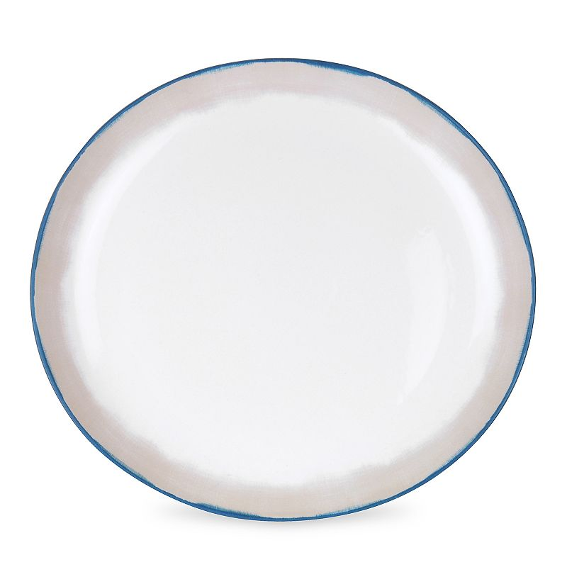 Portmeirion Ambiance Linen 4-piece Dinner Plate Set