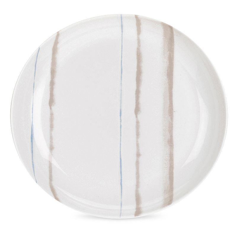 Portmeirion Ambiance Linen 4-pc. Salad Plate Set