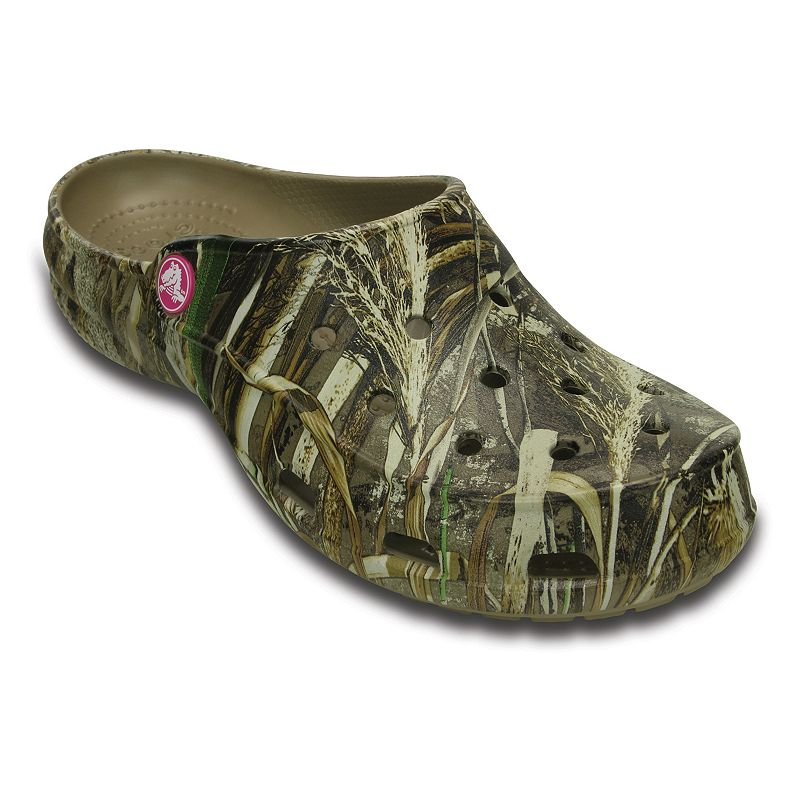 Crocs Freesail Realtree Max-5 Women's Camouflage Clogs