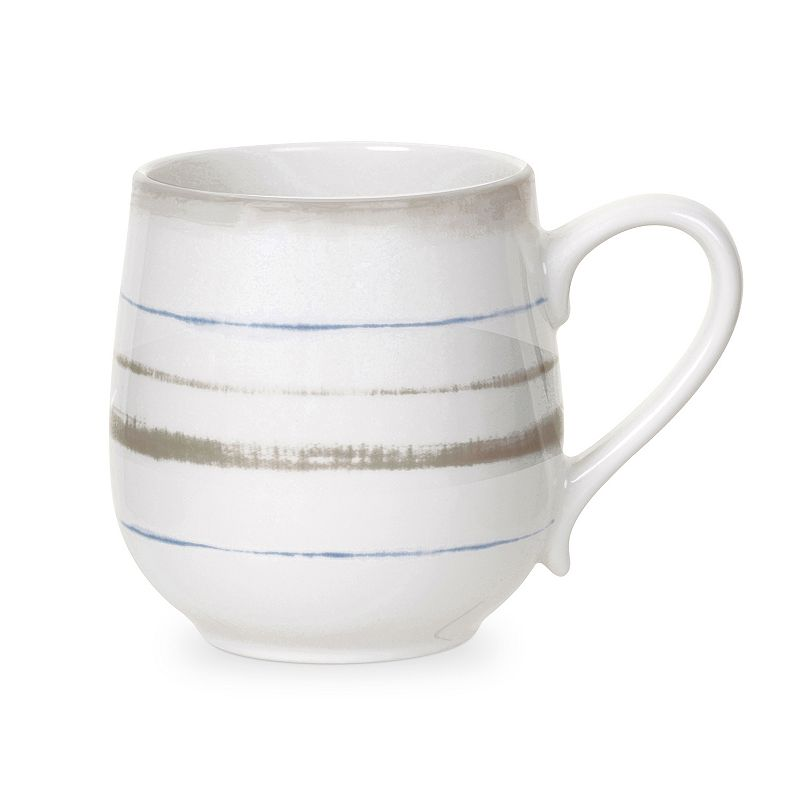 Portmeirion Ambiance Linen 4-pc. Mug Set