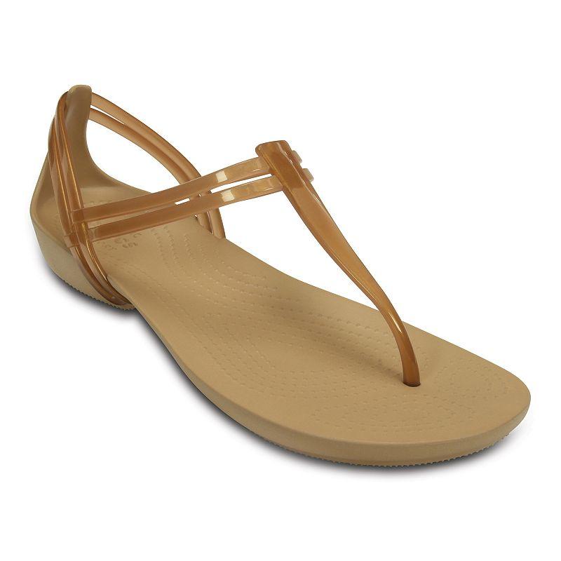 Crocs Isabella Women's T-Strap Sandals