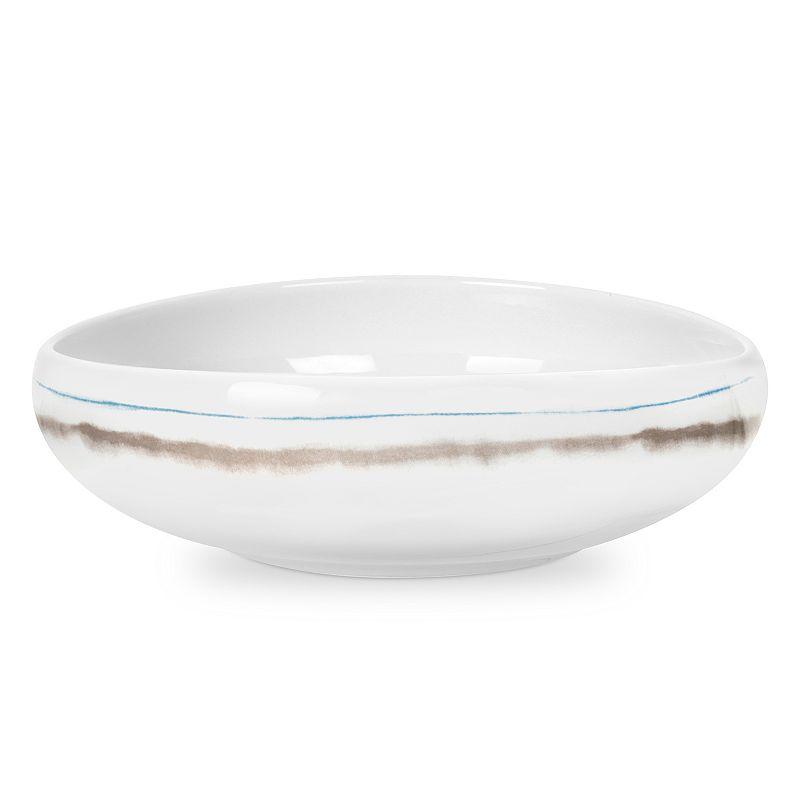 Portmeirion Ambiance Linen 4-pc. Pasta Bowl Set