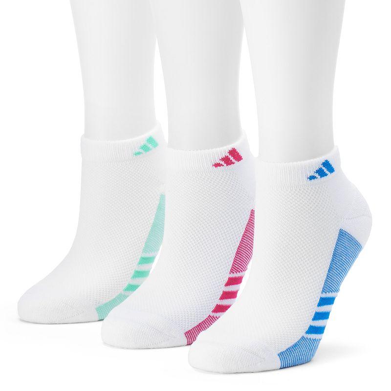 Women's adidas 3-pk. Superlite Low-Cut Socks