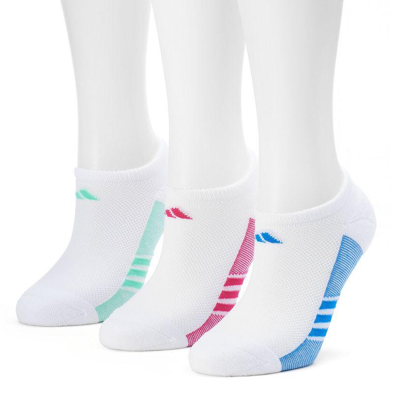 Women's adidas 3-pk. Superlite No-Show Socks