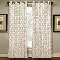 Spencer Home Decor Teardrop Curtain