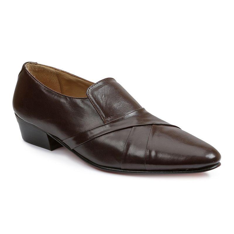 Kohls Mens Brown Dress Shoes