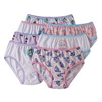 Girls 4-8 The Secret Life of Pets 7-pk. Bikini Panties