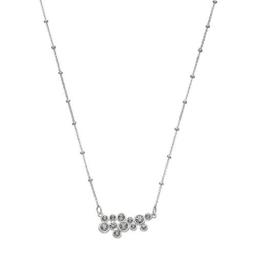 LC Lauren Conrad Bubble Station Necklace