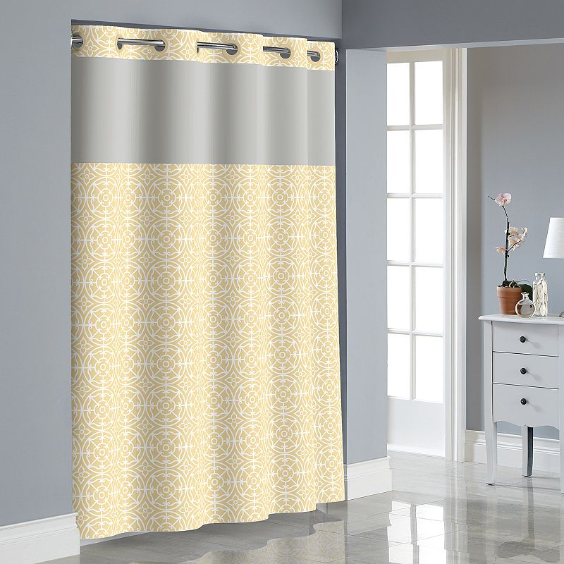 Hookless Shower Curtains With Liners Search