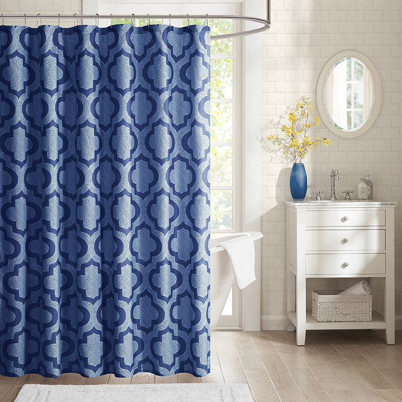 Navy Shower Curtain Kohl 39 S