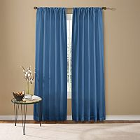 Custom Home Two Tone Curtain