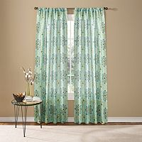 Custom Home Hannah Medallion Curtain