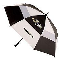 McArthur Baltimore Ravens Vented Golf Umbrella