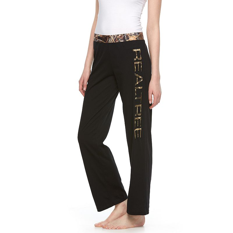Juniors' Realtree Camo Lounge Pants