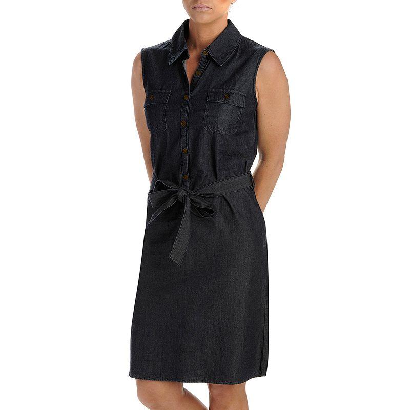 Women's Lee Albany Chambray Shirtdress