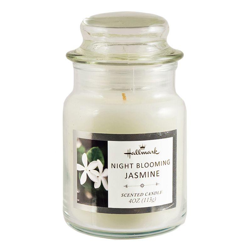 Hallmark Night Blooming Jasmine 4-oz. Jar Candle
