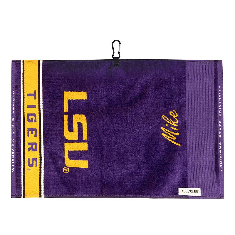 Team Effort LSU Tigers Jacquard Towel