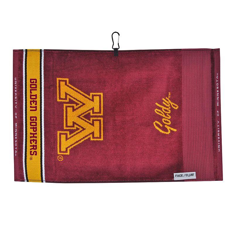Team Effort Minnesota Golden Gophers Jacquard Towel