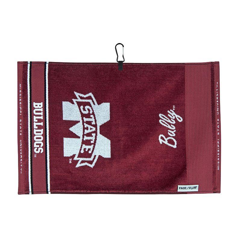 Team Effort Mississippi State Bulldogs Jacquard Towel