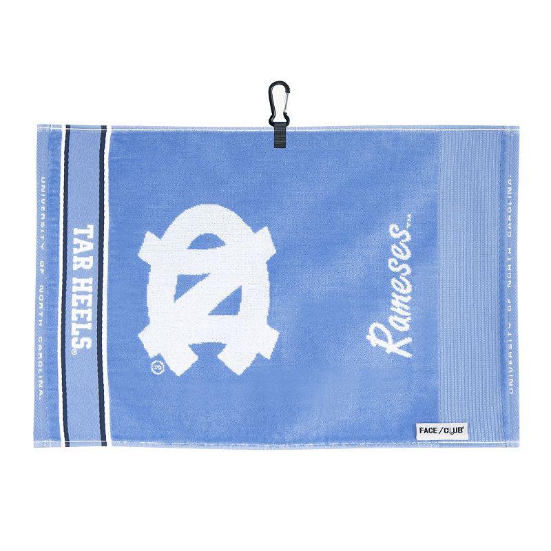 Team Effort North Carolina Tar Heels Jacquard Towel