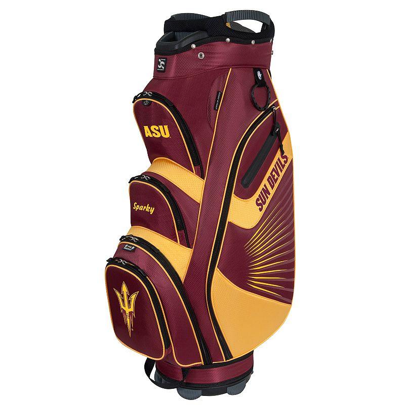 Team Effort Arizona State Sun Devils The Bucket II Cooler Cart Golf Bag, Multi/None